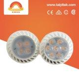 Birne der Fabrik-Preis-Großverkauf-Qualitäts-3W 5W 7W LED der Beleuchtung-GU10 MR16 LED