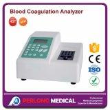Venta caliente Singel canal de la lectura del Analizador de coagulación; Bca-2000