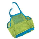 La memoria del sacchetto della maglia della spiaggia della sabbia dei bambini insacca i sacchetti dei Sundries