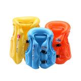 子供の膨脹可能なプールの水着の水着の子供の水泳の漂う安全ベスト