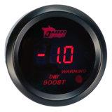 Compteur de température de l'eau de la température de l'eau compteur digital pour voiture avec le capteur de jauge pour auto voiture 52mm 40~120LCD 2en degrés celsius