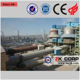 O material refratário forno rotativo com Certificado ISO