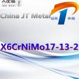 X6crnimo17-13-2 de Pijp van de Plaat van de Staaf van het roestvrij staal