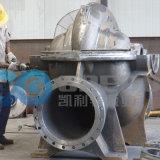 Axial aufgespaltete Fall-Pumpen - Kredo-Pumpe
