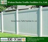 De VinylOmheining van de Privacy van de Fabriek van Dachu van Wuhan