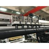 선 Slitter Rewinder 기계를 째는 엄청나게 큰 자동 접착 서류상 스티커