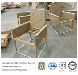 Hotel de madera maciza muebles con un sillón para Comedor (YB-C307)