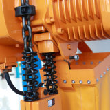 えーSide Magnetic BrakeのType Electric Chain Hoist 2 Ton