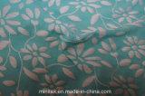 Lmn1002 Lmn1002-um poliéster Poli Spandex Elastano Tingidos de fios de trama de Avanço Máxima Jacquard Tecidos de malha elástica de tricotar tecido stretch