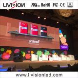 会議のための高品質そして高リゾリューションの屋内P3.9mm LEDスクリーン表示