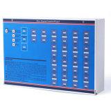 Sistema de Alarme de Incêndio da zona 2-18 Painel de Controle Convencional