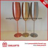 250ml en acier inoxydable Champane cuivre Cup /le verre de vin