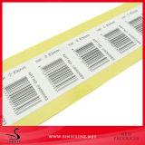 De Beste Oplossing van de Sticker van de Streepjescode van Sinicline Voor Veranderlijke Gegevens aan Kleding en Toebehoren