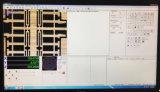 (iMS-2010P) 3D Hand Video Metende Machine