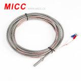 Micc Industrisal Thermoelement 2m K oder J-Typ für Temperatursteuereinheit
