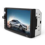"""Nuevo coche moderno dinámicos 7.0"""" del sistema reproductor de MP5 Reproductor Multimedia con navegación Mirror Link, la función Bluetooth"""