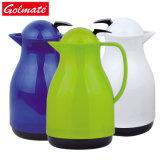 1000ml Termo vacío la jarra de café Tetera frasco de té de la botella de agua con revestimiento de vidrio