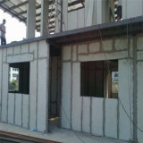 Construção rápida Zjt/isolamento contra incêndio EPS placas tipo sanduíche de cimento para o projecto de construção