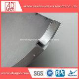 Горячая продажа двойной подписи по кривой архитектурные металлической панели заводской/ Производитель