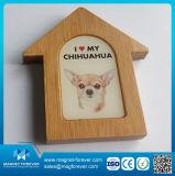 Ímã bonito promocional do refrigerador do presente decorado por Customized