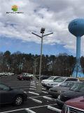 駐車場の照明(SNSTY-240)のための1つの太陽街灯の40ワットLEDすべて