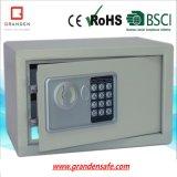 Elektronische Veilige Doos voor Huis en Bureau (g-20E), Stevig Staal