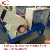 De mobiele Maalmachine van de Hamer van de Steen van de Dieselmotor