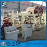 Celulosa de 2 toneladas y papel usado que reciclan el rodillo enorme del papel de tejido de tocador que hace la máquina