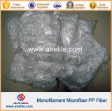 Konkrete verstärkeneinzelheizfaden Microfiber Faser des polypropylen-pp.