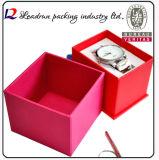 서류상 가죽 선물 시계 패킹 마분지 전시 저장 상자 (YS97)