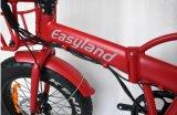 Gebirgsfahrrad-faltendes Fahrrad des fetten Gummireifen-20inch elektrisches