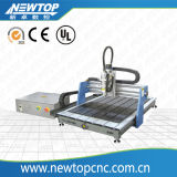 Commande numérique par ordinateur acrylique Router4040 de machine/de la publicité de découpage