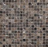 La Decoración de pared de piedra mosaico de mármol (S715002)