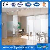 Дешевый карманный алюминиевый профиль раздвижной двери, раздвижная дверь стекла ванной комнаты