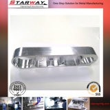 Шанхае Custom обработанной детали Precision алюминия CNC обработки деталей