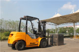 Entrega de Material 3tons Fork Lift Diesel