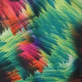 Polyester-Oxford 600d Hoch-Dichte PVC/PU Brushes Printing Fabric