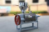 De glanzende Leaved Gele Machine van de Pers van de Olie van de Hoorn/de Enige Verdrijver van de Olie van het Type