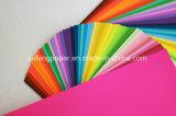 Papel teñido puro A4 del color de la pulpa de madera de la mejor calidad