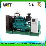 Alta qualità di Wih del gruppo elettrogeno della biomassa del dispositivo di raffreddamento di acqua di 190 serie