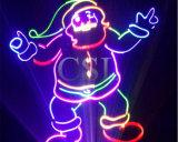 Luz laser de la animación a todo color 1W-20W del RGB (CSL-802)