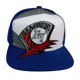 Casquette de baseball chaude de Snapback de vente avec le logo avant Gjfp17118