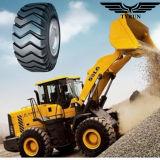 Neumático de la excavadora E3/L3, neumático de OTR