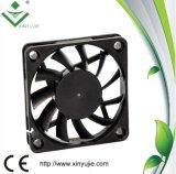 Ventilateur à courant continu sans balai de 60 mm Ventilateur de refroidissement de l'armoire extérieure 12V 24V 60X60X10mm
