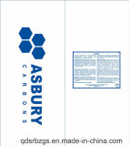 Neuer materieller Kraftpapier-Chemikalien-pp. gesponnener Papierbeutel
