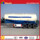 50cbm Powder Material Tank Tanker Semi Truck Bulker Ciment Trailer