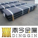 ASTM A888 graues Roheisen-Rohr mit schwarzem Bitumen-Lack