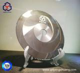 Protector superior del acero de tungsteno de Superhard de la dureza que corta la lámina circular