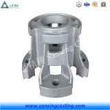 coulage en sable pour le rotor de pompe à partie de la pompe à eau avec de l'usinage