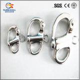 La qualité a personnalisé les pièces modifiées de boulon d'acier inoxydable
